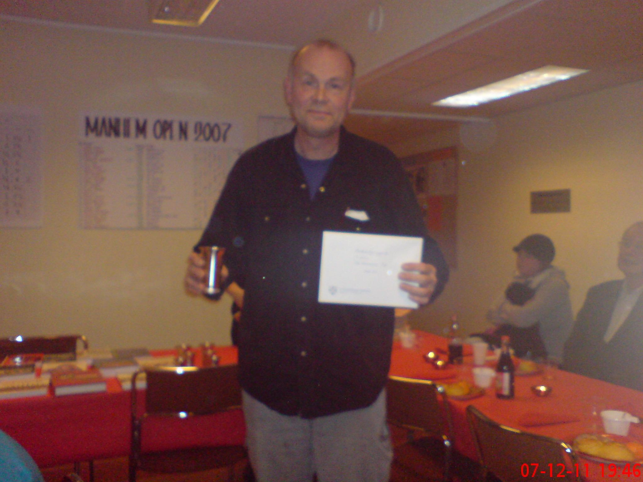 Ny i KM-gruppen: kandidatvinnaren Jan Herrman