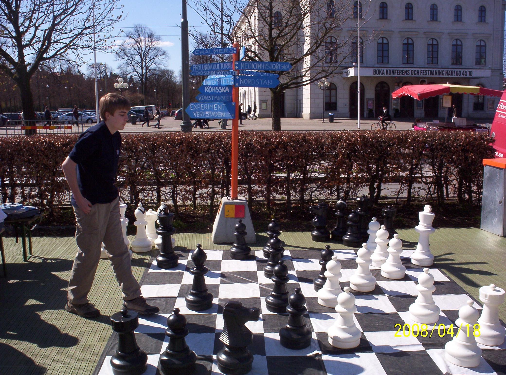 Harald Berggren Torell, praoelev, besegrade allt motstånd.