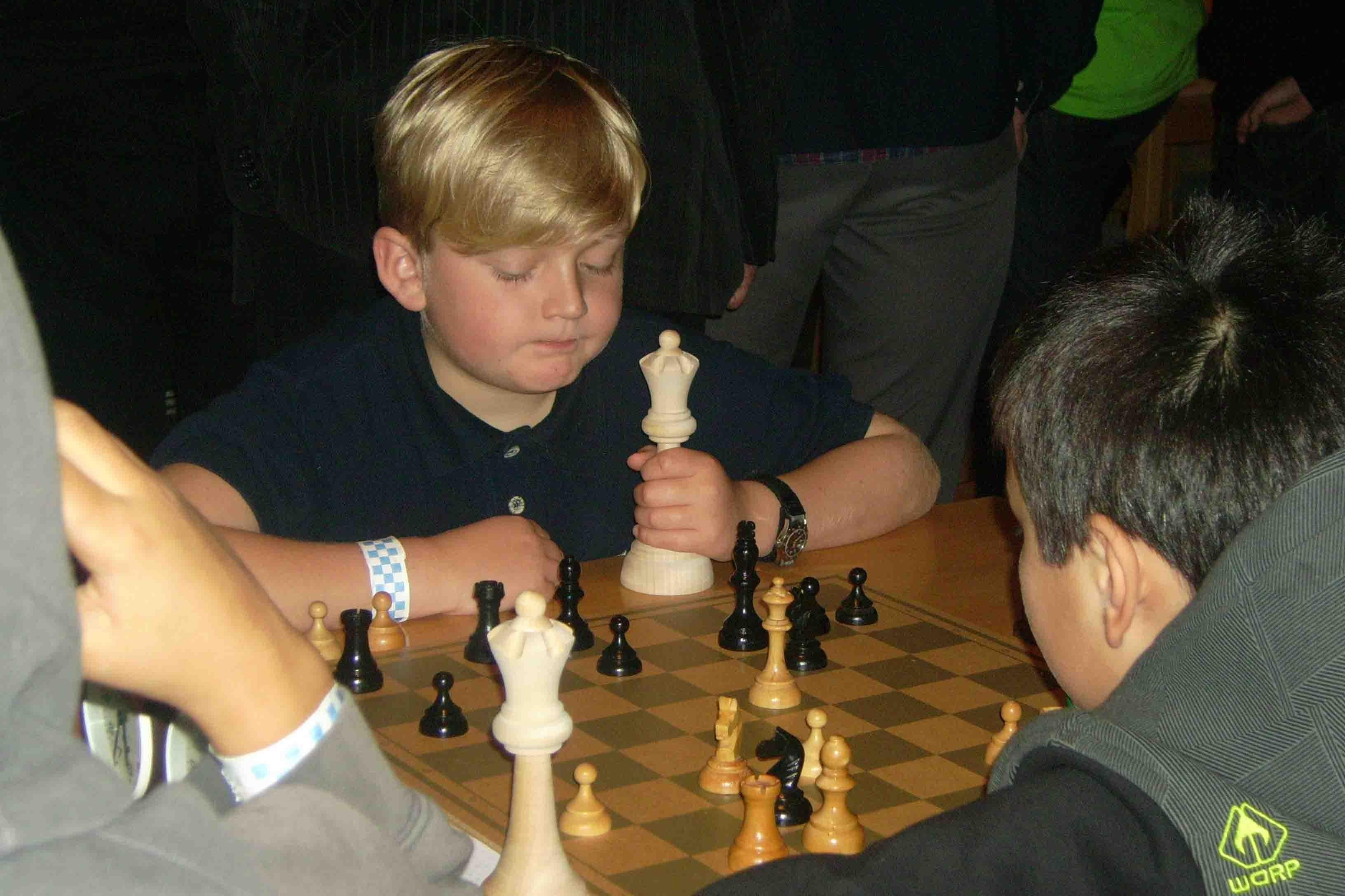 Samlad debutant: Gösta Larsson blev sextonde i 99-klassen.