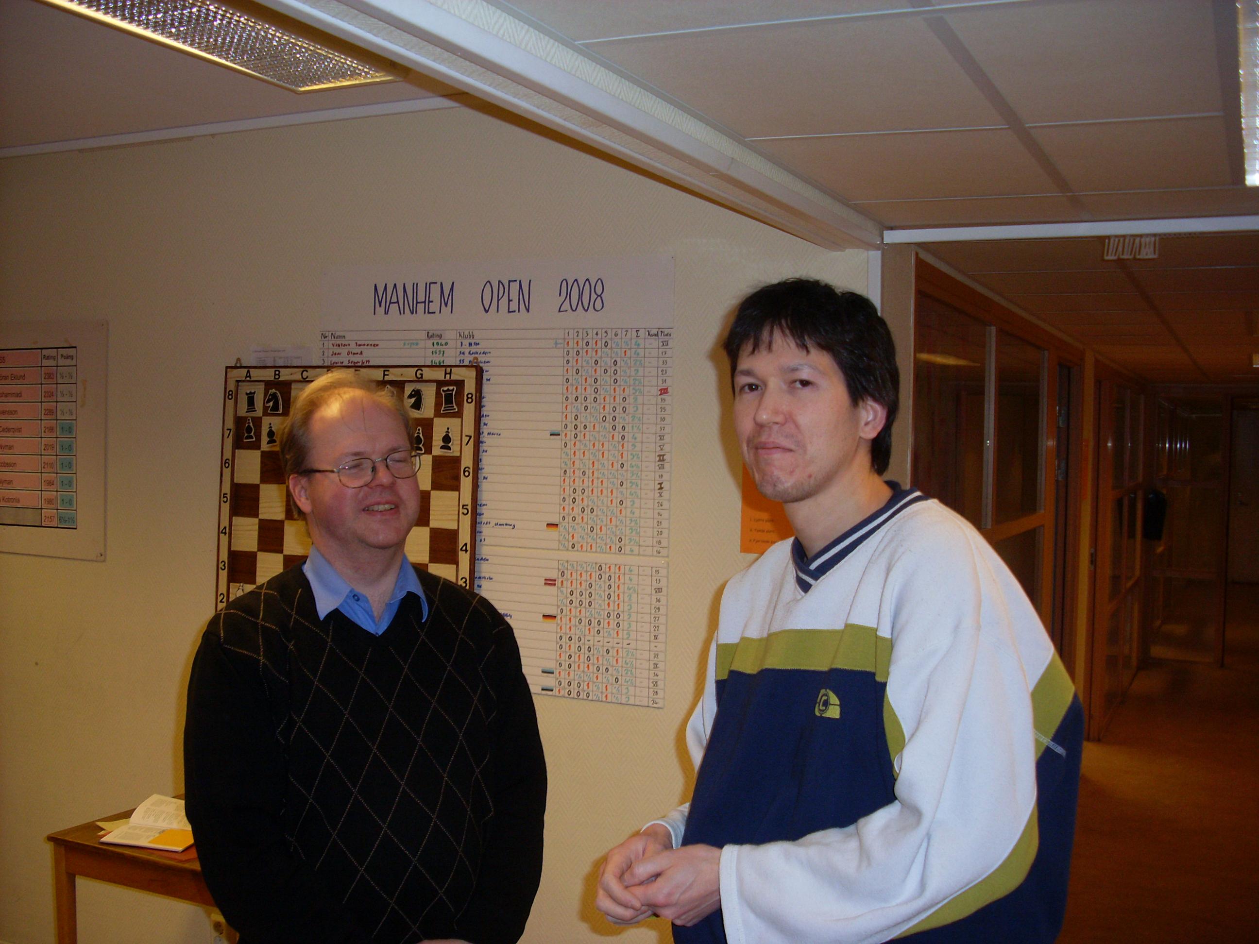 Veteranmärket i silver: Hans Lindahl, 25 år som manhemit.