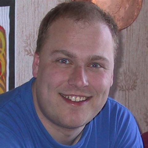 En med rätta glad överledare: Niklas Sidmar