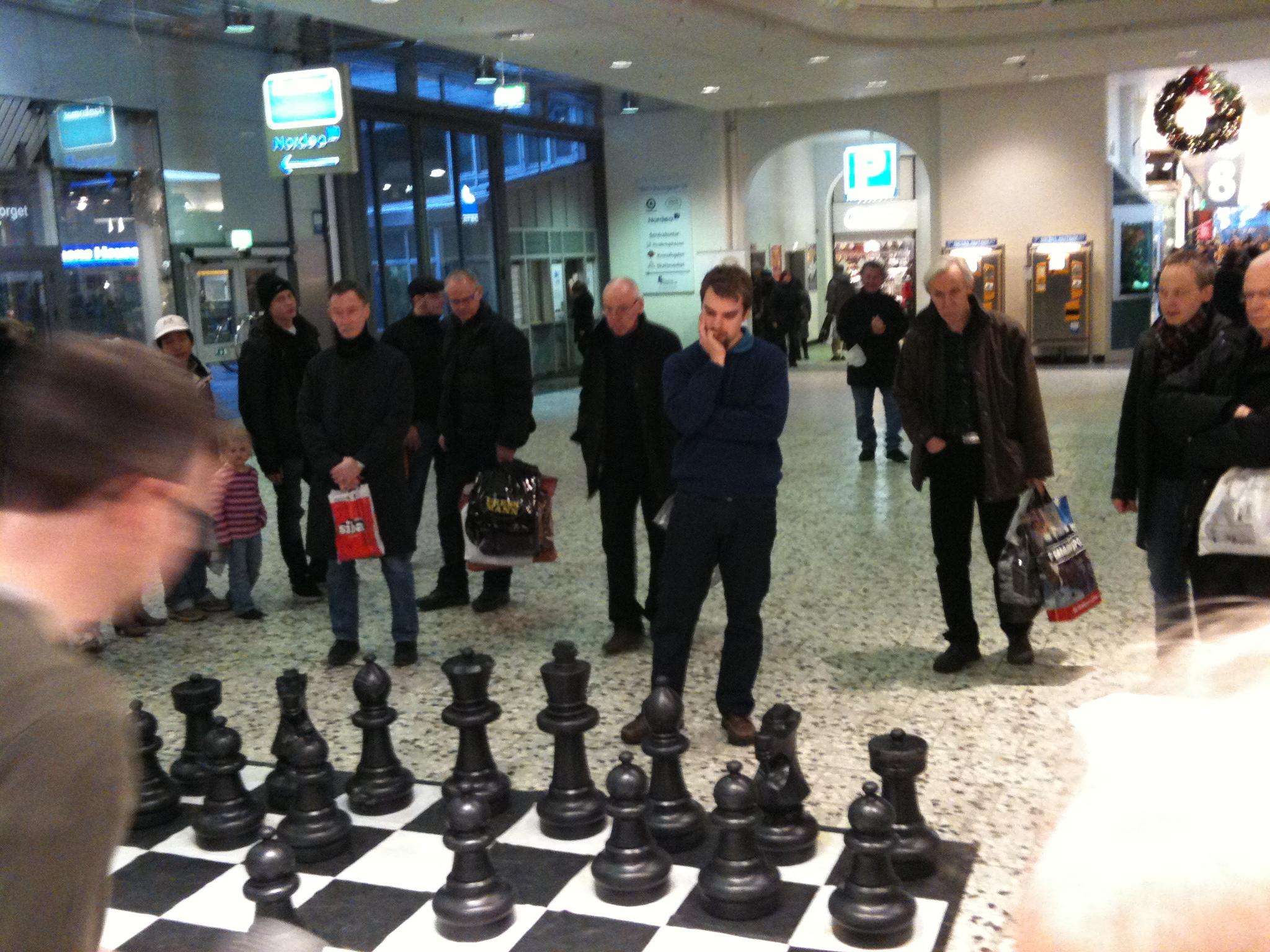 Vinnare i Manhems mästarmöte: Joel Åkesson