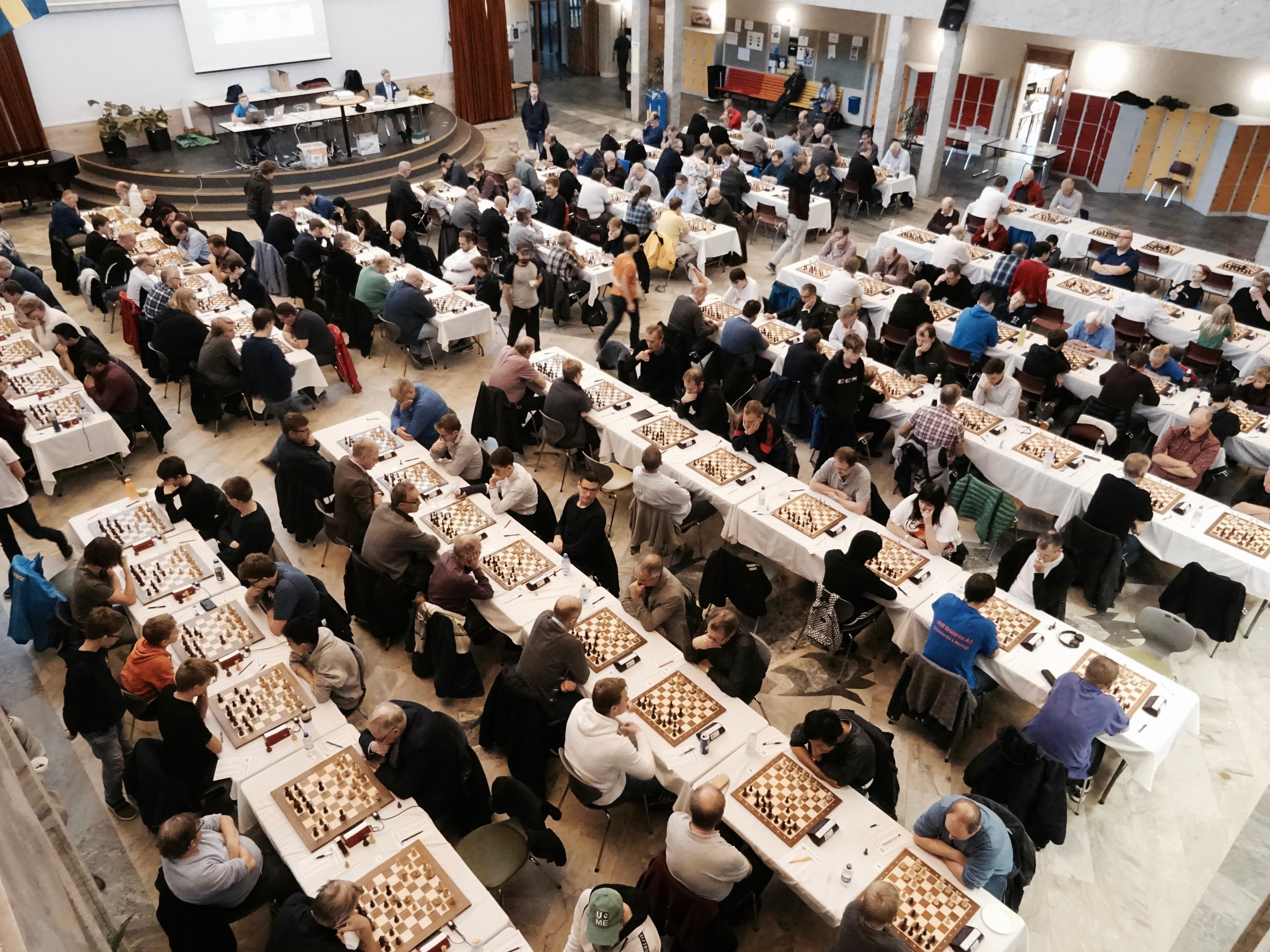 Svenskt Grand Prix Rullade Vidare I Vasteras 28 30 September